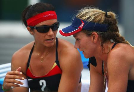 Kerri Walsh Talks Strategy