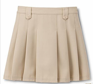Khaki skirts