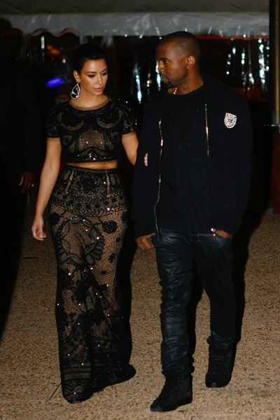 Kimye in Cannes