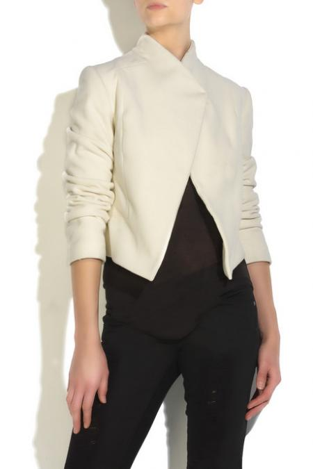 Kimberly Ovitz cropped jacket