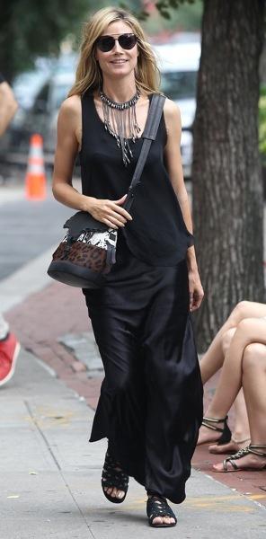 Heidi Klum in sunglasses