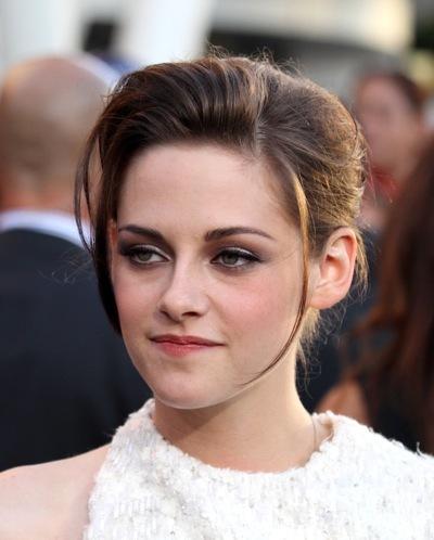 Kristen Stewart's classic beauty