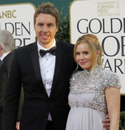 Kristen Bell and Dax Shepard await their new baby!