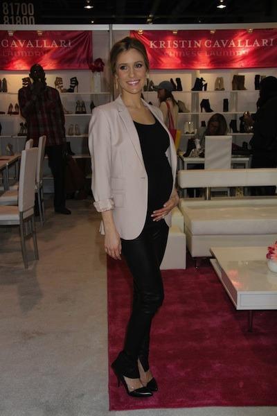 Pregnant Kristin Cavallari