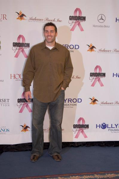 Kurt Warner at the Gridiron Glamour Celebrity Fashion Show