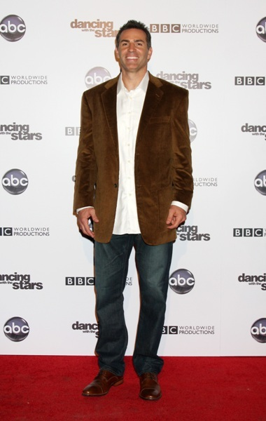 "Kurt Warner at the 200th episode of ""Dancing With The Stars"""