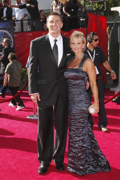 Kurt Warner and wife at the 2009 ESPY Awards