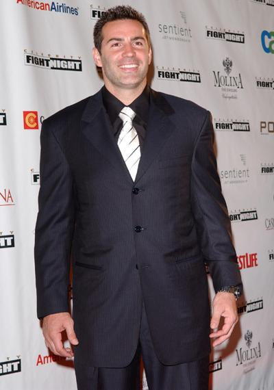 Kurt Warner attending Muhammad Ali's Celebrity Fight Night XIII