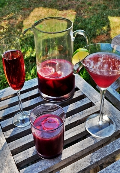 Pomegranate tequila recipes