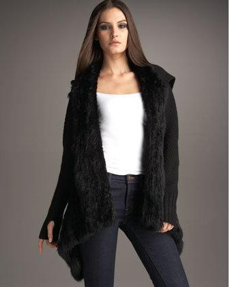 LaRok fur jacket