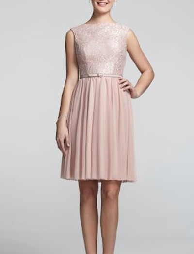 Lovely lace dress