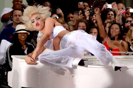 Lady Gaga Billboard Artist of the Year