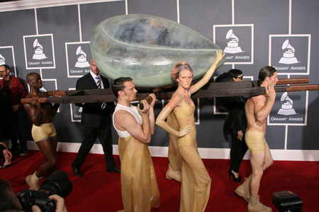 Lady Gaga the Weird Egg