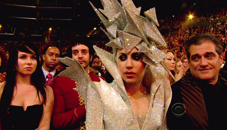 Lady Gaga: The Glitter Queen
