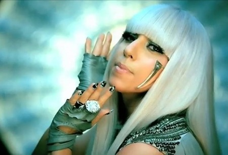 "Lady Gaga ""Poker Face"""