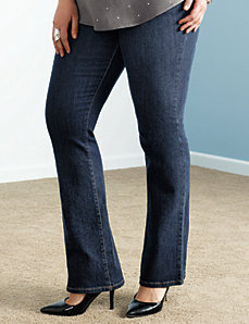 Genius Fit Slim Boot Jean