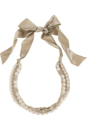 Lanvin pearl necklace