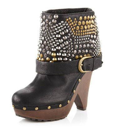 Wickley Studded Clogs
