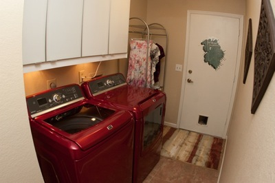 Laundry room after view 1