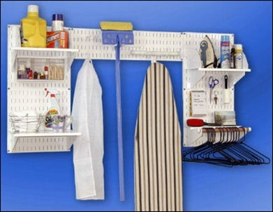Laundry Room Organizer Kit