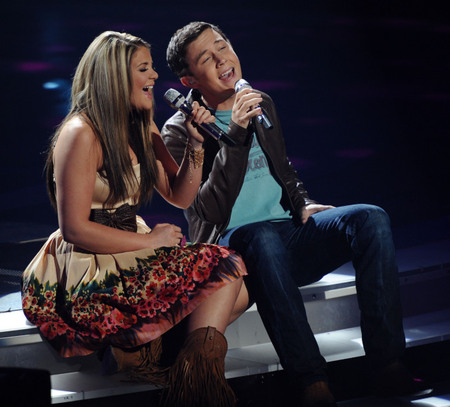 Lauren and Scotty