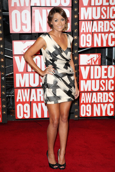 Lauren Conrad at the 2009 MTV Video Music Awards