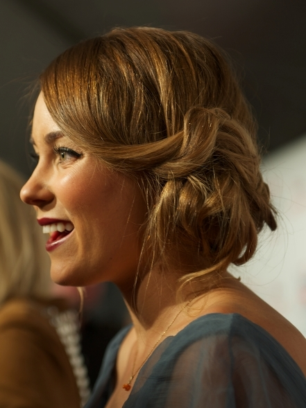 Lauren Conrad's Romantic Hairstyle