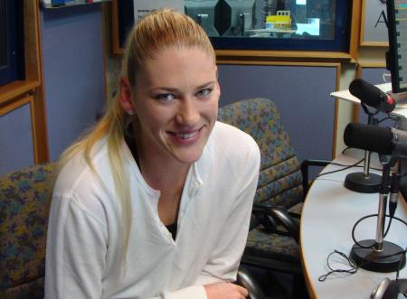 Lauren Jackson Australia Interview