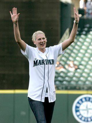 Lauren Jackson Seattle Mariners