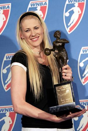 Lauren Jackson WNBA MVP Award
