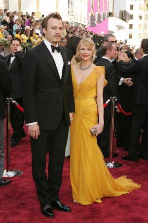 Heath Ledger & Michelle Williams