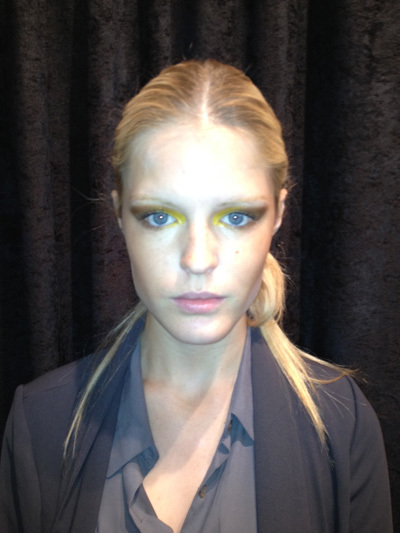 Lela Rose model