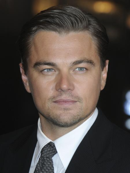 Leonardo DiCaprio looking his best at Revolutionary Road premiere