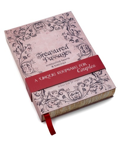 Couples Letter Book