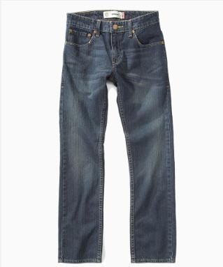 Levi's Boys Regular Student 511 Skinny Jean