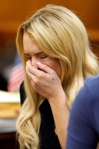 Lindsay Lohan heads to jail