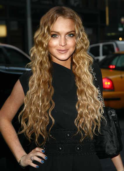 Lindsay Lohan mermaid?