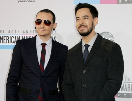 Chester Bennington & Mike Shinoda