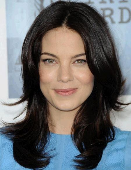 Hairstyles for Oval Faces Long Hair