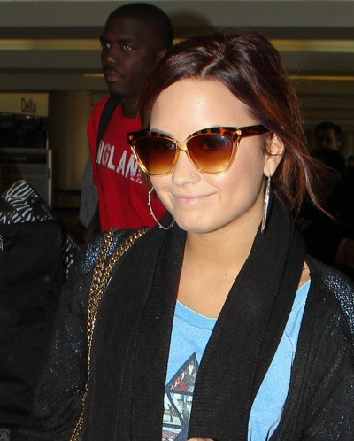 Demi Lovato in sunglasses