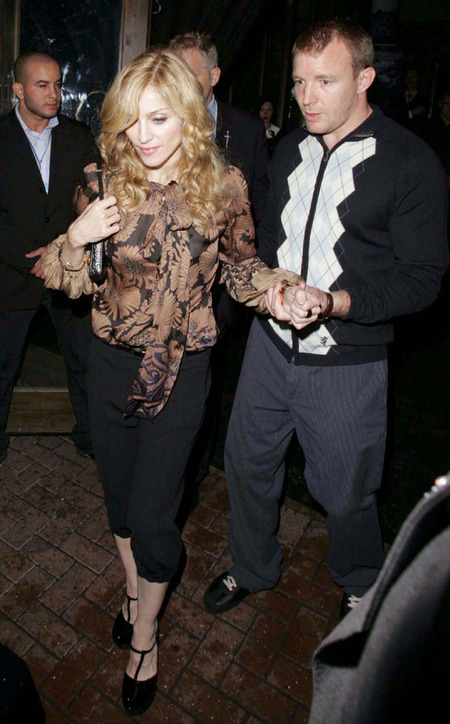 Madonna &amp;amp; Guy Ritchie (2006)