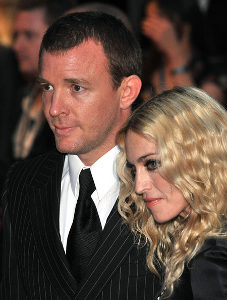 Madonna & Guy Ritchie (2008)