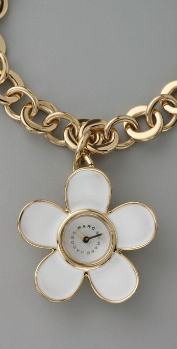 Marc by Marc Jacobs Daisy Watch Bracelet