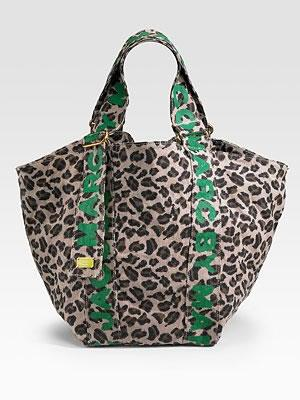 Marc by Marc Jacobs into the Wild Tote