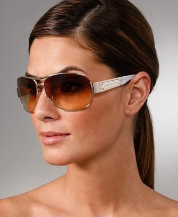 Marc Jacobs Metal Frame Sunglasses