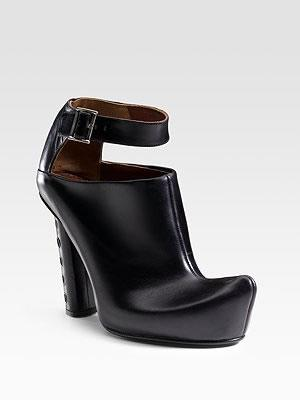 Marc Jacobs Runway Ankle Boots