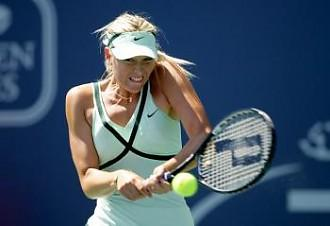 Maria Sharapova at the 2009 Stanford Classic