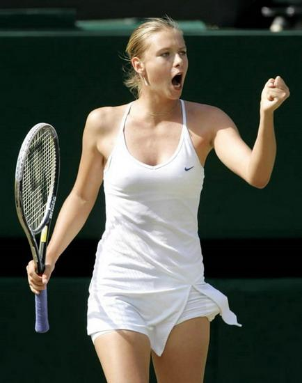 Maria Sharapova Always Animated