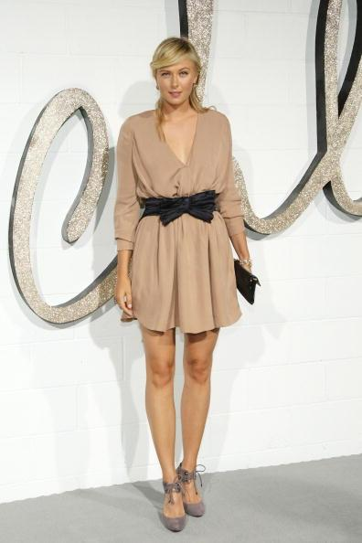 Maria Sharapova at the Chloe Boutique Opening