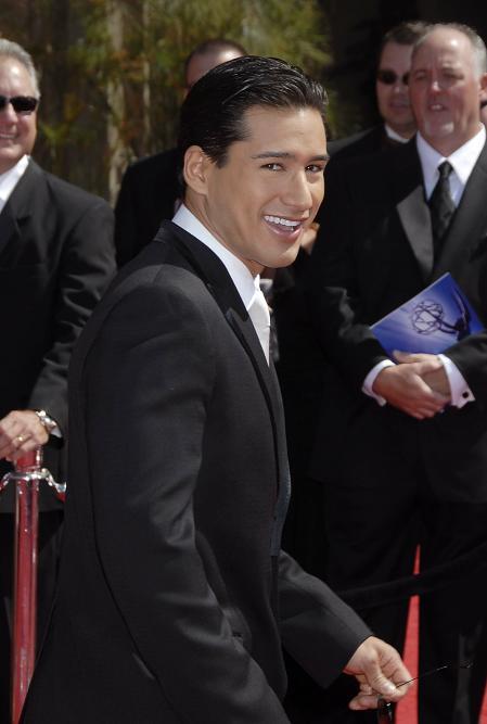 Mario Lopez Emmy